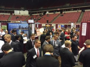 Iowa State University Career Fair