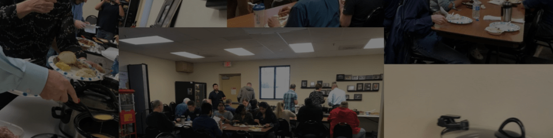 Genova's 2019 Thanksgiving Potluck